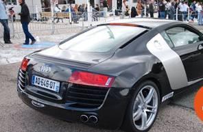 Stage de Pilotage en Audi R8 - Circuit de Montlhéry