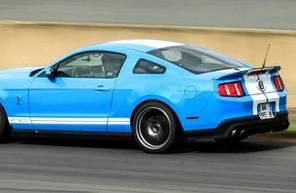 Stage de Pilotage en Mustang Shelby GT500 - Circuit de Clastres