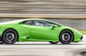 Stage de Pilotage en Lamborghini Huracan - Circuit de Juvincourt