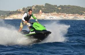 Sortie en Jet-Ski à Port-Grimaud près de Saint Tropez