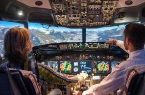 Simulateur d'avion Airbus A320 à Cugnaux près de Toulouse