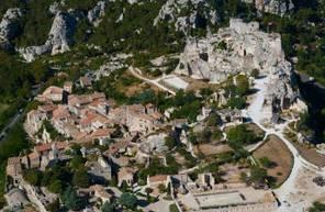 Baptême en hélicoptère - Vol au dessus des Alpilles depuis Avignon