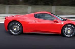 Stage de Pilotage en Ferrari 458 Italia - Circuit de Lurcy-Lévis