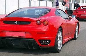 Pilotage d'une Ferrari F430 - Circuit du Grand Roussillon