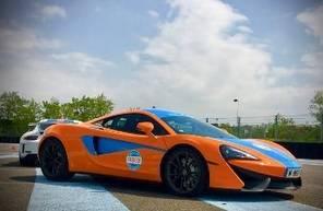 Stage de Pilotage en McLaren 540C - Circuit de Chenevières