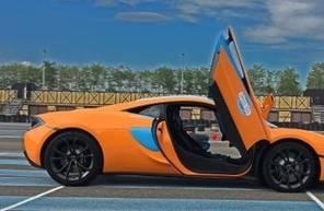 Baptême en McLaren 540C - Circuit de Chenevières