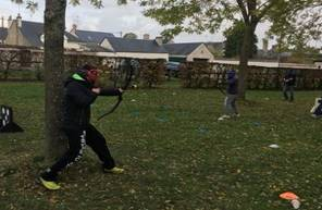 Archery Game à Orléans