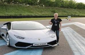 Baptême Passager en Lamborghini Huracan LP 610-4 - Circuit de l'Anneau du Rhin