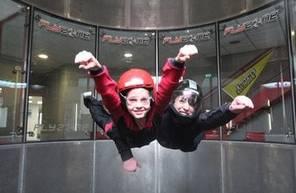 Simulateur de chute libre en soufflerie Indoor pour enfant près de Narbonne