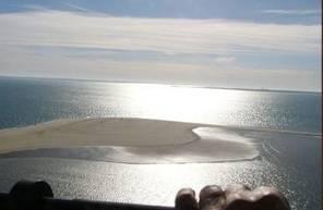 Baptême en ULM au dessus de l'Ile d'Arvert