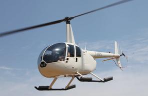 Baptême de l'Air en Hélicoptère à Avignon