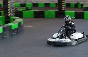 Session de Karting à Saint-Lô