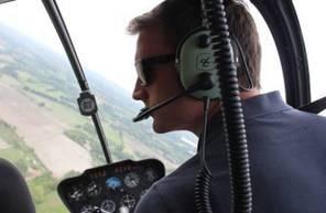 Baptême en Hélicoptère dans l'Hérault - Vol en hélicoptère à Sète