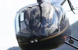 Simulateur d'hélicoptère à Clermont-Ferrand