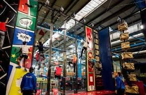 Session de Fun Climb Indoor à Lyon