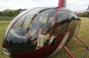 Baptême en Hélicoptère dans la Loire - Vol en hélicoptère à Saint Etienne Ouest