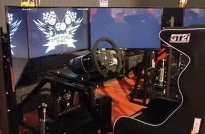 Simulateur de Pilotage à Saintes