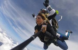 Saut en Parachute Tandem à Arras à proximité de Lens