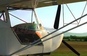 Initiation au pilotage d'avion près d'Orléans