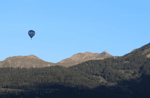 Vol Montagne en Montgolfière aux portes des Ecrins près des Gap