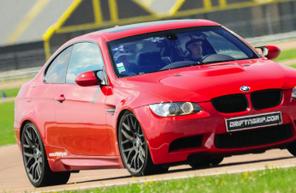 Stage de pilotage sur BMW M3 E92 - Circuit Drift N'Grip