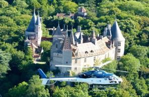 Baptême en Hélicoptère - Vol à Beaune et Survol de Pommard