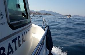 Permis bateau côtier à Marseille