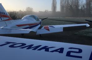Vol en patrouille d'avion - Baptême de l'air en duo dans le ciel de Versailles