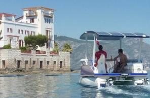 Croisière en Bateau sur la Côte d'Azur depuis Nice