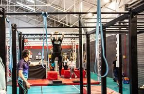 Parcours d'Obstacles de Type Ninja Warrior à proximité de Lyon