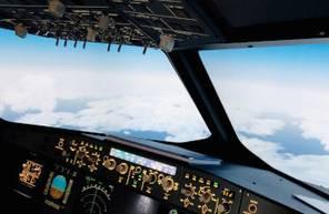 Simulateur d'avion Airbus A320 à Anglet près de Biarritz