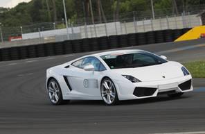 Stage de pilotage en Lamborghini Gallardo - Circuit Maison Blanche