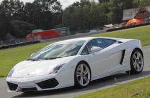 Stage de pilotage en Lamborghini Gallardo - Circuit de Fay de Bretagne