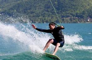 Découverte du Wakeboard à La Seyne-sur-Mer, Sanary-sur-Mer, Carqueiranne ou La Londe les Maures