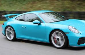 Pilotage d'une Porsche 991 GT3 - Circuit de Trappes