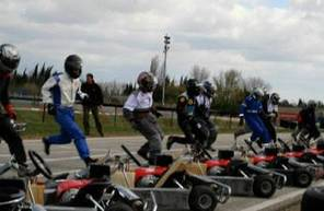 Session de Karting près de Carcassonne