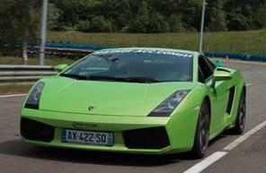 Stage de Pilotage en Lamborghini Gallardo - Circuit de Trappes