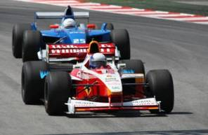 Stage de Pilotage en Formule 1 - Circuit de Magny-Cours