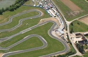 Session de Karting pour Enfant près d'Orléans