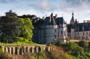 Vol en montgolfière - tour à Chaumont et balade dans la Vallée de la Loire