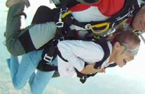 Saut en Parachute Tandem à Tallard dans les Alpes