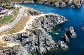 Baptême en hélicoptère - Survol de Vannes ou Belle-Île-en-mer