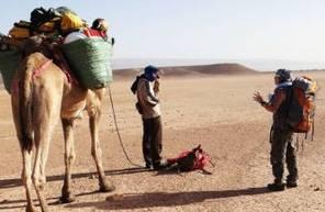 Stage de survie durant 8 jours Oasis & dunes dans le désert marocain