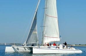 Privatisation catamaran Méditerranée