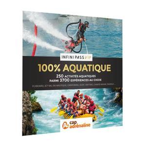 Infini Pass VIP 100% Aquatique