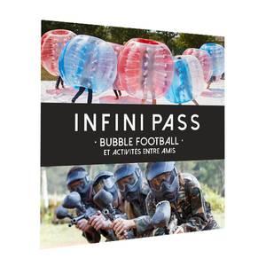 Infini Pass Bubble Football et activités entre amis