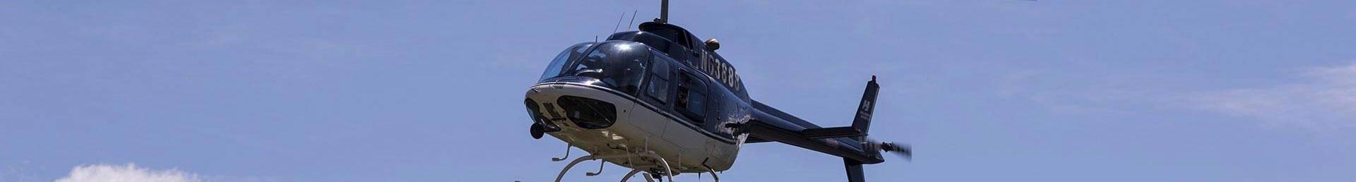 Pilotage hélicoptère
