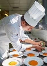 Unapprenti de l'EPMT en cuisine Banquetbio 2016