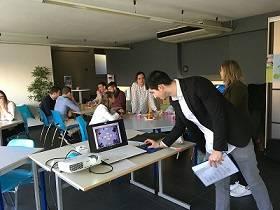 Rencontre étudiants-professeurs Sup'Iroise
