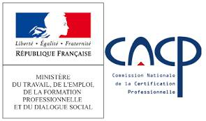 Titre RNCP de la Commission Nationale de la Certification Professionnelle